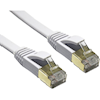 Cat7 Network Cables - Edimax 10m White 10GbE Shielded Cat7 Network Cable Flat | MegaBuy Computer Store Computer Parts