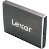 External SSDs - Lexar SL100 240GB TypeC Portable Slim SSD 550/400 MB/s Sleek Design Durable   MegaBuy Computer Store Computer Parts
