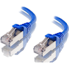 Free Shipping Specials - Astrotek Cat6a Shielded Cable 5m Blue Colour 10GbE RJ45 Ethernet Network LAN | MegaBuy Computer Store Computer Parts