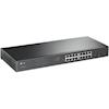 Gigabit Network Switches - TP-Link JetStream 16-Port Gigabit Easy Smart PoE/PoE+ Switch   MegaBuy Computer Store Computer Parts