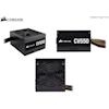 Internal Power Supply (PSU) - Corsair 550W CV Series CV550 80 PLUS Bronze Certified Compact design ATX Power | MegaBuy Computer Store Computer Parts