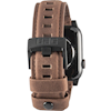 Watches & Activity Trackers - Urban Armor Gear UAG Apple Watch 40/38 Leather Strap- Brown | MegaBuy Computer Store Computer Parts