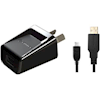 Home & Wall Chargers - Force Micro USBHome Charger Office Charger Micro USB Blk | MegaBuy Computer Store Computer Parts