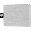 External SSDs - Seagate 500GB One Touch SSD White | MegaBuy Computer Store Computer Parts