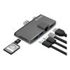 - mbeat Edge Pro Multifunction USB- C Hub for Microsoft Surface Pro 5/6  Metal   MegaBuy Computer Store Computer Parts