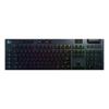 Wireless Gaming Keyboards - Logitech 915 Lightspeed Wireless RGB Mechanical Gaming Keyboard CLICKY Black   MegaBuy Computer Store Computer Parts