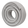 Cable Management & Installation - 4Cabling 4C | 20mm Corrugated Conduit Medium Duty Grey 50 meter/roll | MegaBuy Computer Store Computer Parts