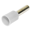 Brackets & Mounting - Hellermann Tyton Bootlace Ferrule White 0.50mm? 100 Pack | MegaBuy Computer Store Computer Parts