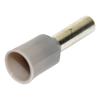 Brackets & Mounting - Hellermann Tyton Bootlace Ferrule Grey 2.5mm? 100 Pack | MegaBuy Computer Store Computer Parts