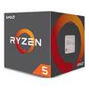 AMD - AMD Ryzen 5 2600X 6 Cores AM4 CPU 4.25GHz 19MB 95W w/Wraith Spire Cooler Fan Box | MegaBuy Computer Store Computer Parts