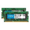 Crucial - Crucial 4GB Kit (2x 2GB) DDR3 1066 MT/s (PC3-8500) CL7 SODIMM 204-Pin for Mac | MegaBuy Computer Store Computer Parts