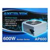 Axceltek Internal Power Supply (PSU) - Axceltek AP600B 600W ATX power supply 12cm fan | MegaBuy Computer Store Computer Parts