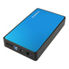 3.5 Desktop External Hard Drive Enclosures - Simplecom SE325 Tool Free 3.5  SATA HDD to USB 3.0 Hard Drive Enclosure Blue | MegaBuy Computer Store Computer Parts