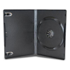 CD/DVD Cases - no 3 DVD CASE CARRIES 1 DVD (7mm BLACK) | MegaBuy Computer Store Computer Parts