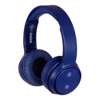 Headsets - Laser Bluetooth Headphone On-Ear with Hands-Free Navy Blue | MegaBuy Computer Store Computer Parts