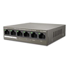 100Mb Network Switches - IP-COM (F1106P-4-63W) 6-Ports 10/100Mbps Desktop PoE+ Switch with  4-PoE ports | MegaBuy Computer Store Computer Parts