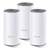 Wireless Signal Boosters - TP-Link Deco E4(3-pack) AC1200 Whole Home Mesh Wi-Fi System ~370sqm Coverage | MegaBuy Computer Store Computer Parts