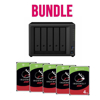 - Synology Bundle DS1520+ x 1 NAS +  Seagate Ironwolf 4TB HDDs x 5 | MegaBuy Computer Store Computer Parts