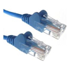 Cat5 Network Cables - Cat5e UTP Ethernet Cable Snagless 0.5m Blue<br /> | MegaBuy Computer Store Computer Parts