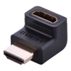 Video Adapters - UGREEN HDMI female to female Adapter (90 Degree Up) 20110 | MegaBuy Computer Store Computer Parts