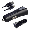 Phone & Tablet Car Chargers - Force LightningDC Charger Lightning Vehicle ChargerMFI   MegaBuy Computer Store Computer Parts