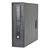 HP Refurbished Desktops - HP EliteDesk 800 G1 SFF Desktop PC i5-4570 3.20GHz Quad Core 8GB RAM 480GB SSD   MegaBuy Computer Store Computer Parts