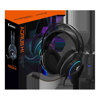 Gigabyte - Gigabyte Gigatyte AORUS H1 Gaming Headset Virtual 7.1 Channel 50mm Drivers RGB | MegaBuy Computer Store Computer Parts