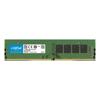Desktop DDR4 RAM - Micron Crucial 8GB (1x8GB) DDR4 UDIMM 2666MHz CL19 Single Ranked Desktop PC | MegaBuy Computer Store Computer Parts