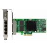Server Network Options - Lenovo ThinkSystem I350-T4 PCIe 1Gb 4-Port Ethernet Card for | MegaBuy Computer Store Computer Parts