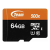 Team - Team Group Memory Card microSDXC 64GB UHS-I 10MB/s Write* with SD Adapter | MegaBuy Computer Store Computer Parts