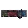 Wired Gaming Keyboards - Marvo Scorpion KM409 Gaming Keyboard and Gaming Mouse Combo | MegaBuy Computer Store Computer Parts