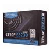 Internal Power Supply (PSU) - SilverStone SST-ST50F-ES230 Strider Essential 80+ 500W Power Supply Black | MegaBuy Computer Store Computer Parts
