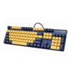 Wired Gaming Keyboards - Rapoo V500 Pro Backlit Mechanical Gaming Keyboard Spill Resistant Metal Cover | MegaBuy Computer Store Computer Parts